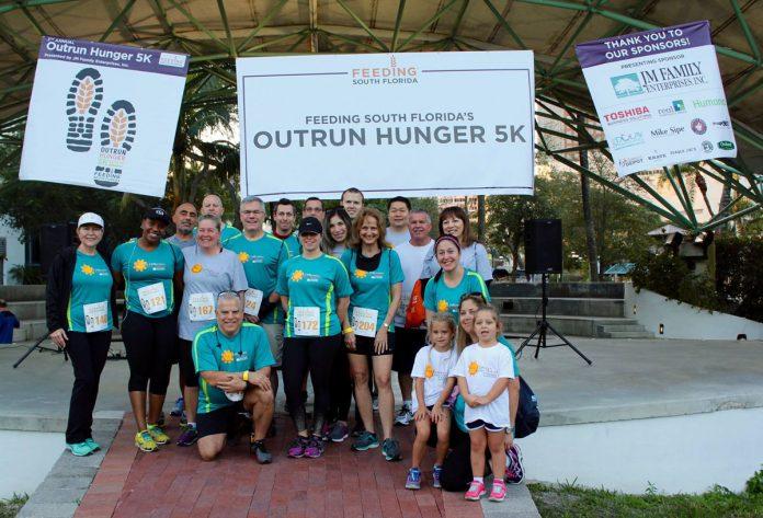 Outrun Hunger 5K - 2