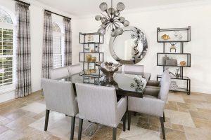 Dining Room Anne Santulli Interiors