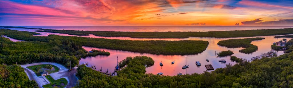 Hobe Lagoon 1, Hobe Sound, Richard Auger