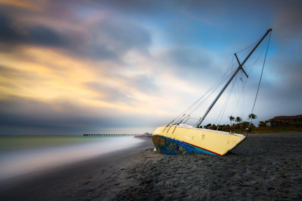 Juno Lost, Juno Beach, Richard Auger