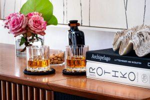Cocktails and design inspiration