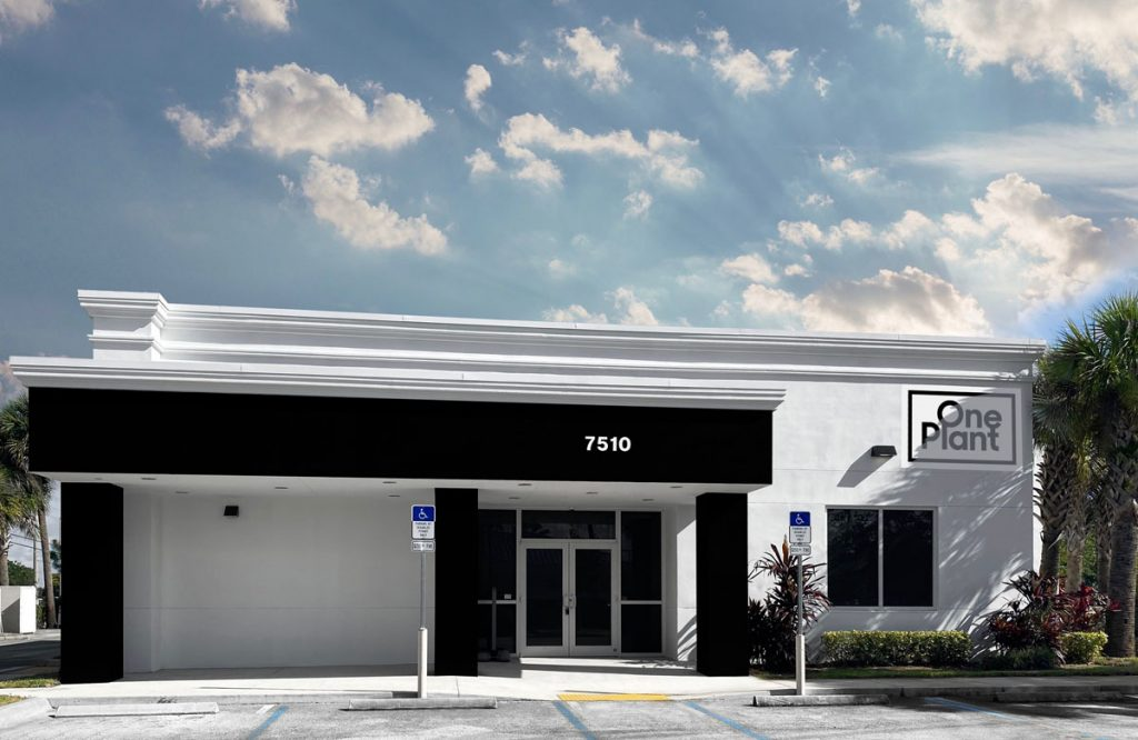 A One Plant dispensary in Port St. Lucie.