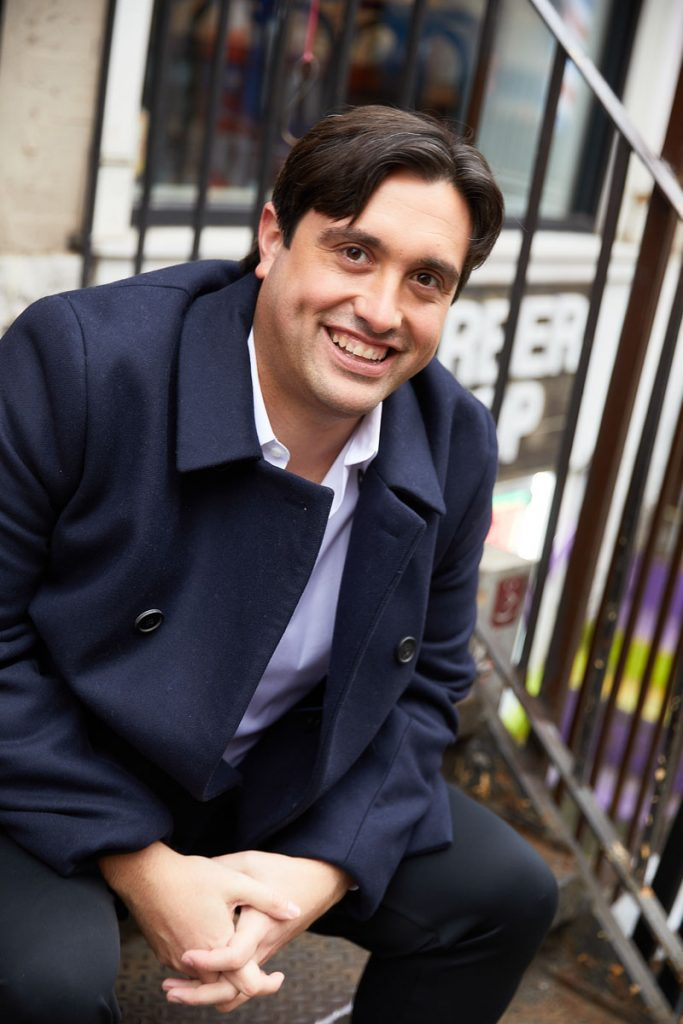 Jupiter local Michael Cammarata, president and CEO of Neptune Wellness Solutions, c:o Neptune Wellness