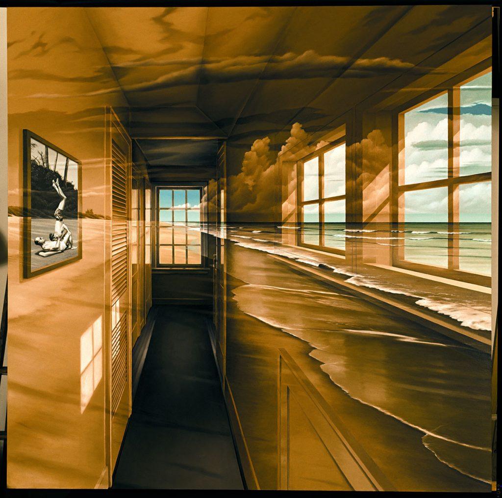 "The Back Hall (1996), Robert ""Clay"" Kanzler"