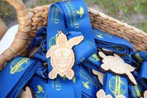 Run 4 the Sea participant medals
