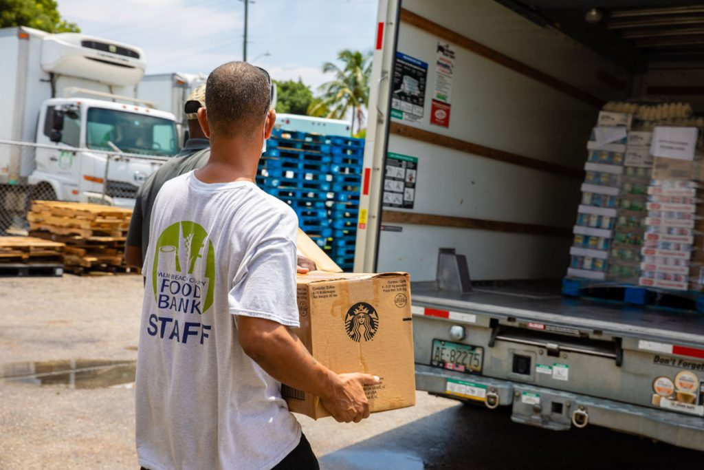 Image courtesy of Palm Beach County Food Bank