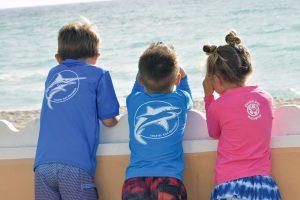 Coastal Kids Rashguards - Beachside