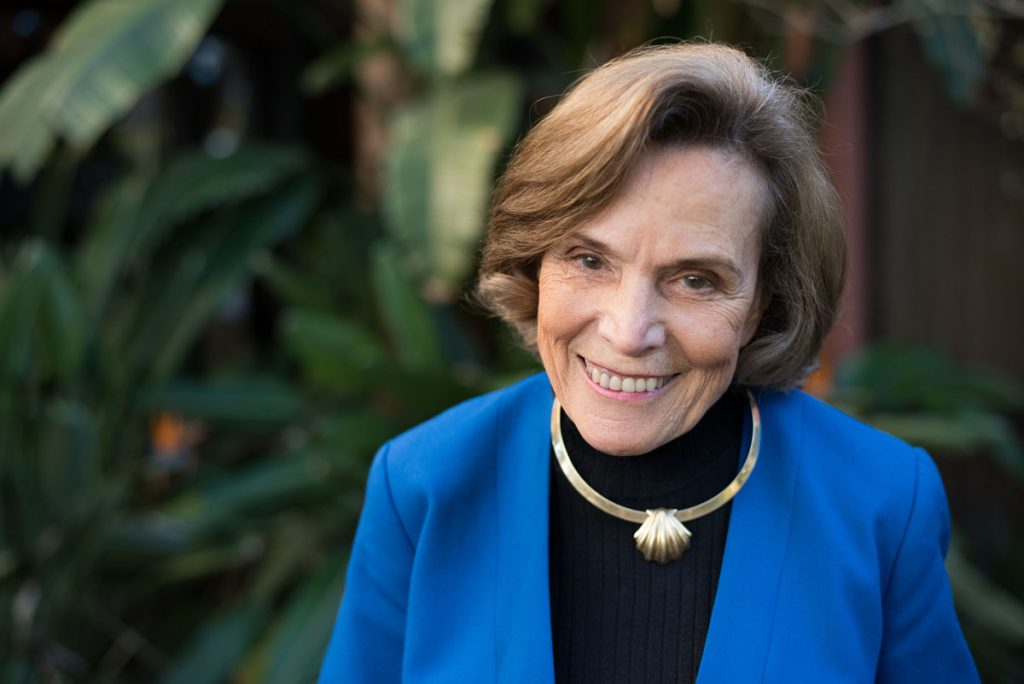 Dr. Sylvia Earle, photo by Todd Brown