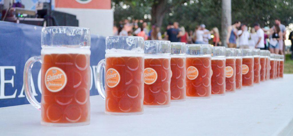 DAStoberfest at DAS-Beer Garden in Downtown Abacoa on October 2