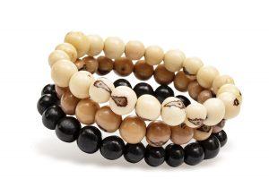 Tagua by Soraya Cedeno Stackable Bracelet