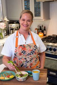 Chef Lindsay Autry; Photo by Jerry Rabinowitz