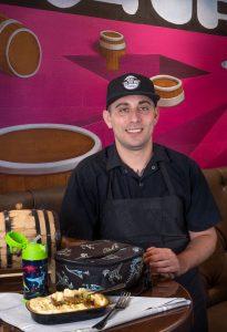 Executive Chef Daniel Orlando, Brick & Barrel, Jupiter, photo by Jerry Rabinowitz